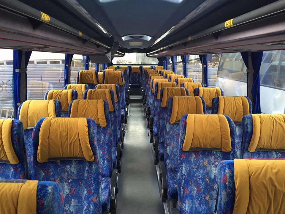 Аренда автобуса MAN с водителем в Сочи