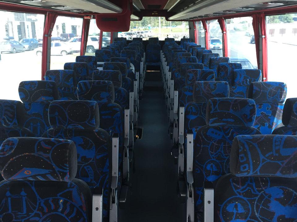 Аренда автобуса Mercedes 0350 с водителем в Сочи