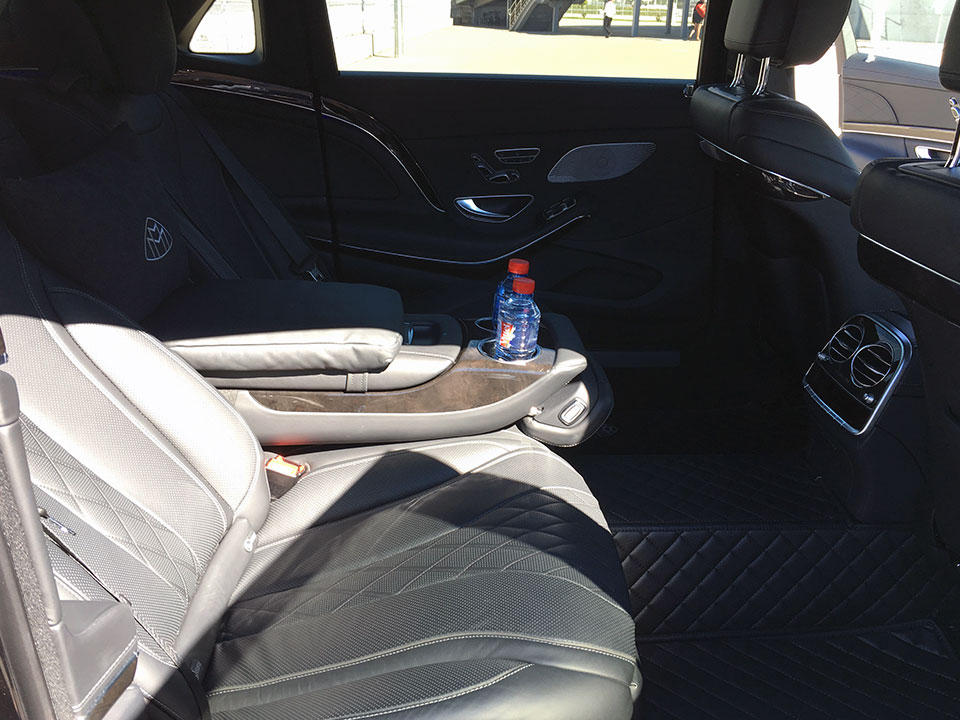 Аренда Mercedes Maybach в Сочи с водителем