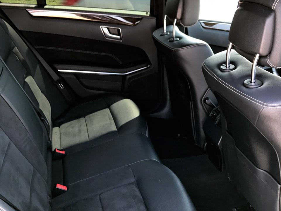 Аренда Mercedes E class, W213 с водителем в Сочи