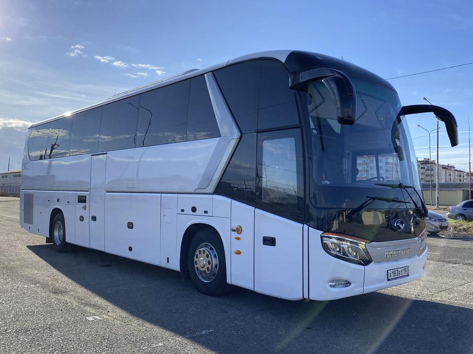 Аренда автобуса 55 мест в сочи